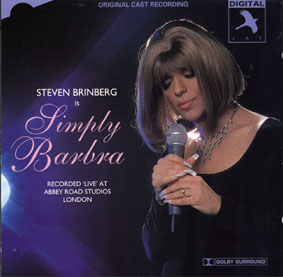 Simply Barbra album cover